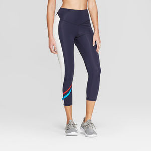 CHAMPION Active Wear High-Waisted Capri Leggings